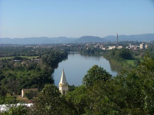 Estrela Rio Grande do Sul fonte: www.sistur.rs.gov.br
