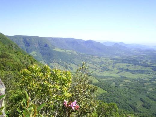Três Cachoeiras Rio Grande do Sul fonte: www.sistur.rs.gov.br
