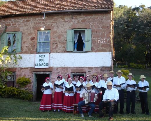 Sobradinho Rio Grande do Sul fonte: www.sistur.rs.gov.br