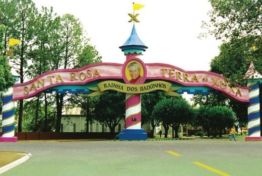 Santa Rosa Rio Grande do Sul fonte: www.sistur.rs.gov.br