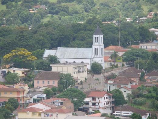 Dom Feliciano Rio Grande do Sul fonte: www.sistur.rs.gov.br