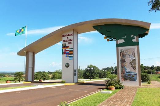 Alecrim Rio Grande do Sul fonte: www.sistur.rs.gov.br