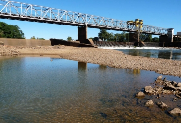 Barragem - Ponte do Fandango