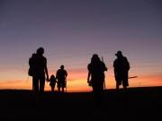 Peregrinos percorrem belos cenários históricos e naturais na região dos 7 Povos das Missões, no Rio Grande do Sul.<br />