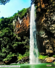 Cascata do chuvisqueiro/ Rolante - Foto Josiele Silva